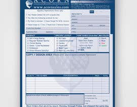 #46 for Redesign a PDF Order Form by clickgraphicsbd