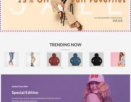 #15 for New Opencart Design for my Onlineshop Website af sujonaziz78