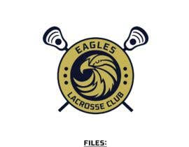 #141 cho Eagles Lacrosse Club Logo bởi deenarajbhar