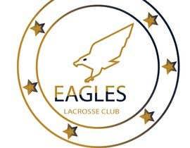 #138 cho Eagles Lacrosse Club Logo bởi Shakibajax