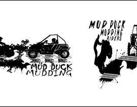 #125 для I need a logo designed for my mudding club. The logo needs to include 'Mud Duck Mudding' you can include tire tracks. I've included a picture of our UTV and Son all ideas welcome. от faruk3120