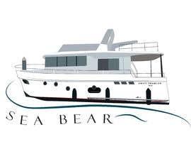 #28 for Line Art for Sea Bear by Halimahafiz