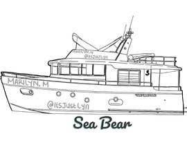 #16 for Line Art for Sea Bear by ItsJustLyn