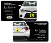 """Graphic Design Contest Entry #142 for Design some Business Cards for """"Adept Driving School"""""""