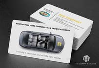 "Graphic Design Contest Entry #59 for Design some Business Cards for ""Adept Driving School"""