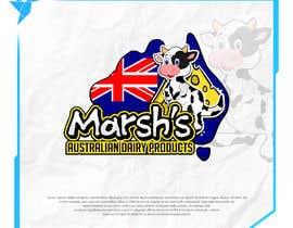#86 cho New Logo Design Marsh's Cheese bởi edrilordz