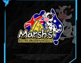 #87 cho New Logo Design Marsh's Cheese bởi edrilordz