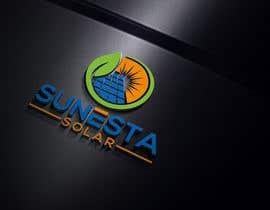 #729 pentru Logo for Sunesta Solar de către amirhamjan91
