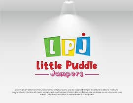 #199 cho Logo Designs for Little Puddle Jumpers Brand bởi nasakter620