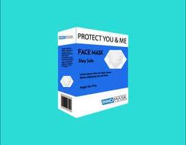 #85 untuk Product Package Design for Face Masks oleh azharart95