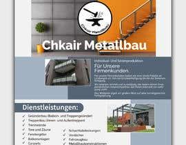 Nro 44 kilpailuun I need a business card and a flyer for a client. käyttäjältä jahidmal01