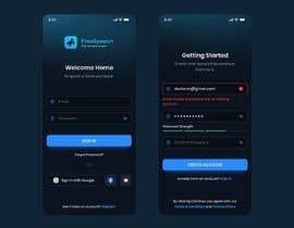 #47 for Design 4 mobile app screens by dexterxoxo