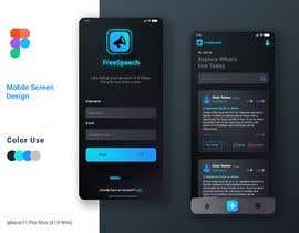 #32 for Design 4 mobile app screens by jniki29