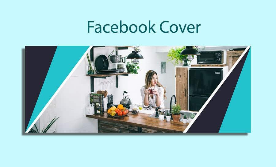 Kilpailutyö #                                        103                                      kilpailussa                                         Looking for an emotive Facebook cover design for a business page