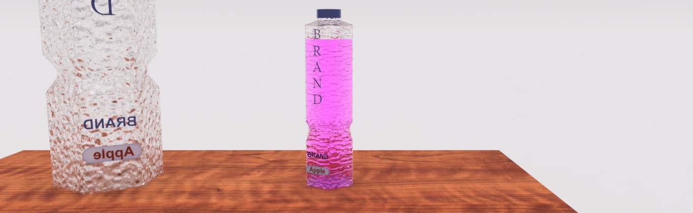 Proposition n°                                        80                                      du concours                                         juice bottle design