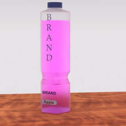 Proposition n°                                        100                                      du concours                                         juice bottle design