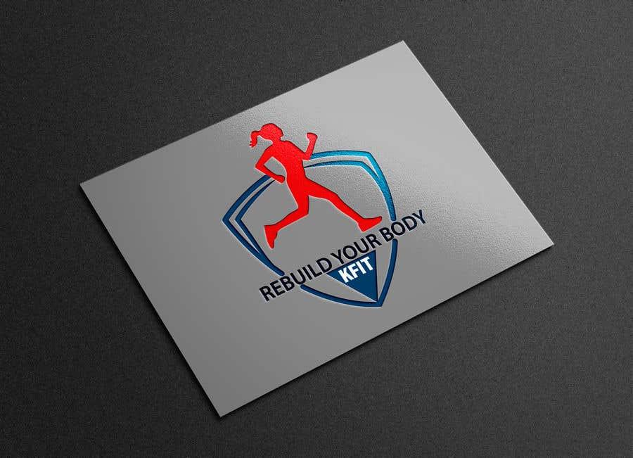 Penyertaan Peraduan #                                        107                                      untuk                                         Simple Fitness Logo