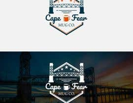 #136 para Logo Creation - Cape Fear Mug Co. por iwmdesign