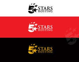 #57 for Design a Logo for 5Stars Hosting by BeyondDesign1