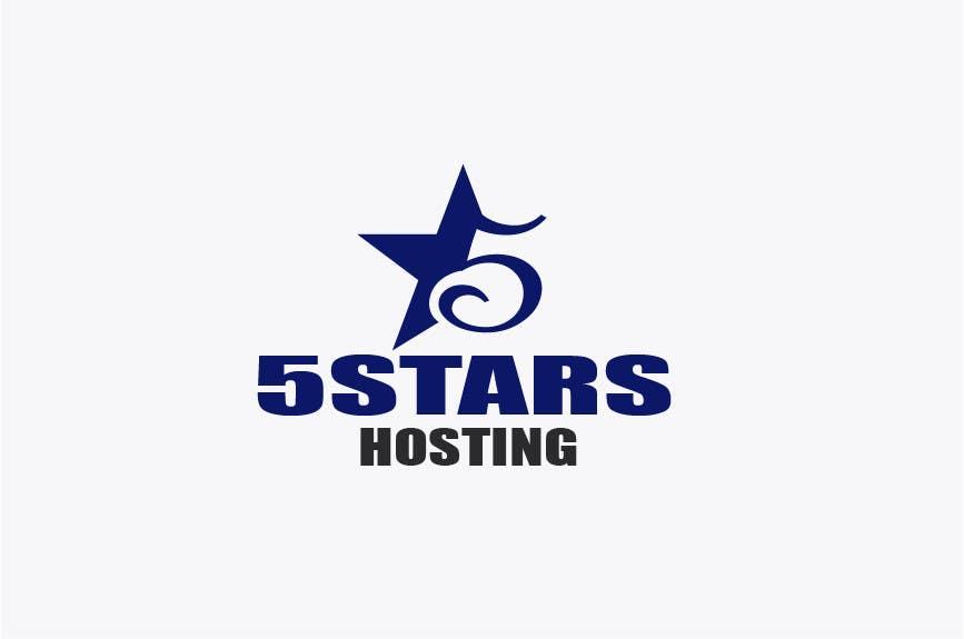 Bài tham dự cuộc thi #29 cho Design a Logo for 5Stars Hosting