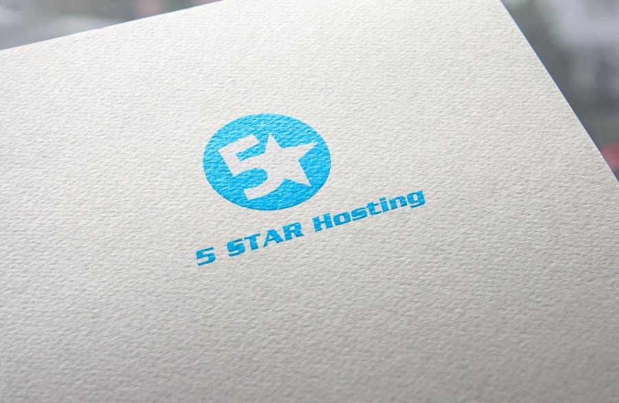 Bài tham dự cuộc thi #58 cho Design a Logo for 5Stars Hosting