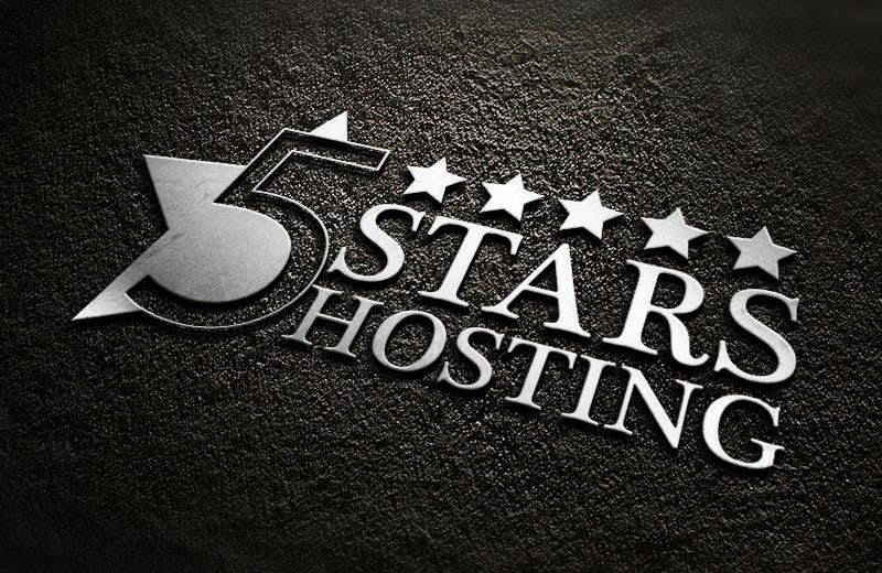 Bài tham dự cuộc thi #50 cho Design a Logo for 5Stars Hosting