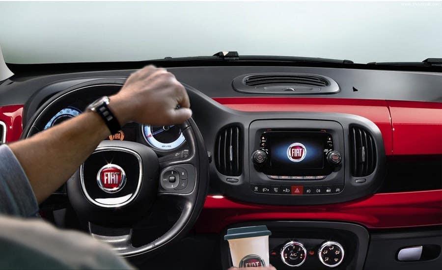 Inscrição nº 8 do Concurso para Design an Advertisement for Fiat 500x heated steering wheel