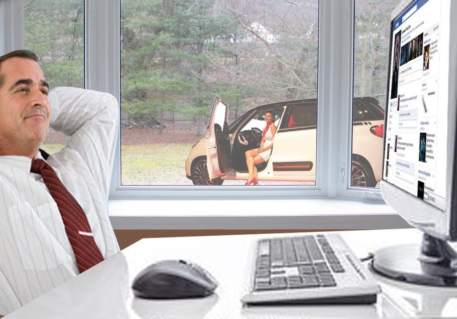 Konkurrenceindlæg #                                        6                                      for                                         Design an Advertisement for Fiat 500x