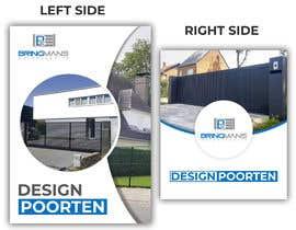 #57 для Banner design for metal fences company от TheCloudDigital