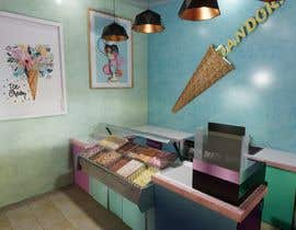 #22 for Small shop interior design with 3D by md7nashir