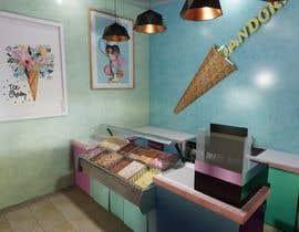 Nro 22 kilpailuun Small shop interior design with 3D käyttäjältä md7nashir