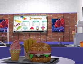 Nro 13 kilpailuun Small shop interior design with 3D käyttäjältä Shahzadkhan234
