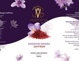 #3 for Brand design for the product container/package - Saffron Threads by balganeshtondanm