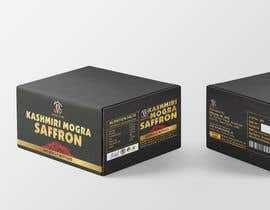 #17 pentru Brand design for the product container/package (Metal Jar)  - Saffron Threads de către parvez2133