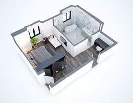 #38 untuk Design my bedroom oleh imamdesign24