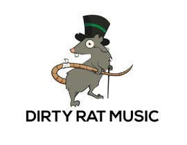 nº 33 pour Re-Draw Rat Logo par ashrafpark3