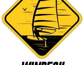 #140 for Design logo for water sport (wind surfing) website af gmcastagnone