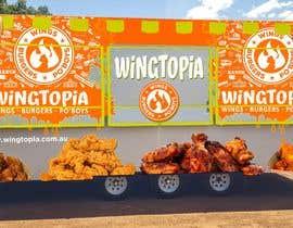#10 for Food Van Design for Fast Food Restaurant af sportbig1