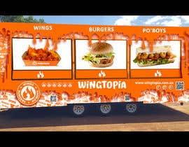 #16 for Food Van Design for Fast Food Restaurant af banduwardhana