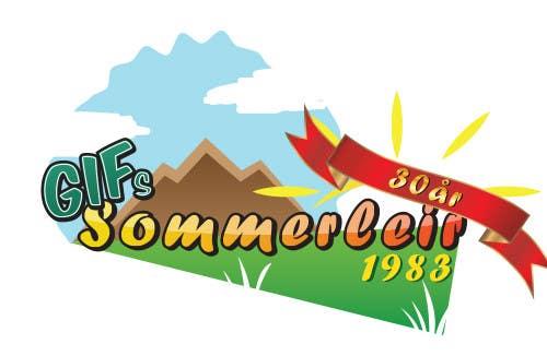 Kilpailutyö #                                        50                                      kilpailussa                                         Logo Design for summer camp