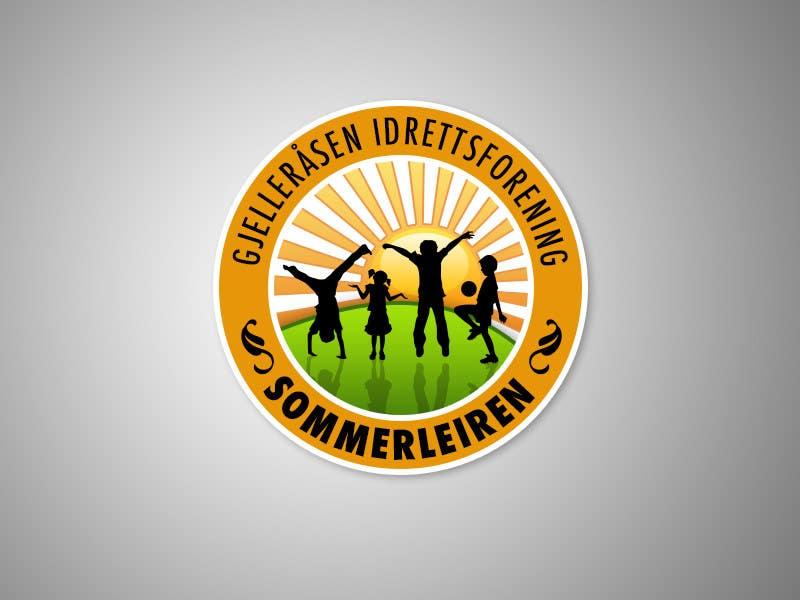 Kilpailutyö #                                        10                                      kilpailussa                                         Logo Design for summer camp