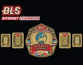 #45 cho designing a wrestling champion belt bởi mokbul2107