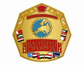 #36 cho designing a wrestling champion belt bởi umarkhalifa138
