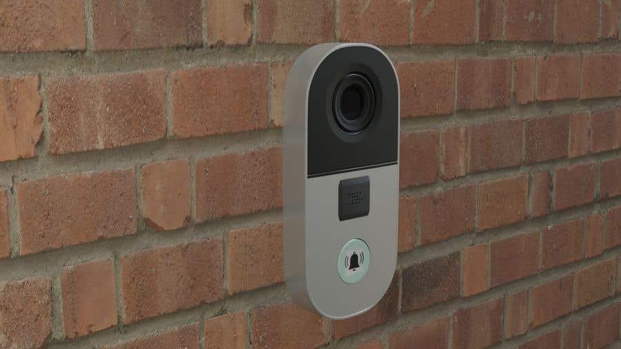 Bài tham dự cuộc thi #                                        31                                      cho                                         Design for doorbell device.