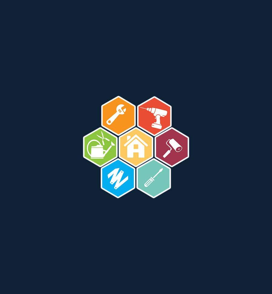 Bài tham dự cuộc thi #                                        34                                      cho                                         Logo for a multi services company