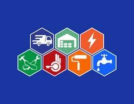 #71 cho Logo for a multi services company bởi iambilal786
