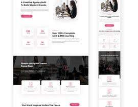 #13 pentru Design 1 landing page for a developer team de către hepinvite