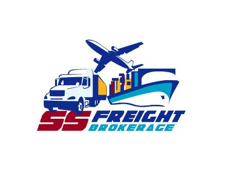 Contest Entry #                                        28                                      for                                         Design a Logo for SS Freight Brokerage