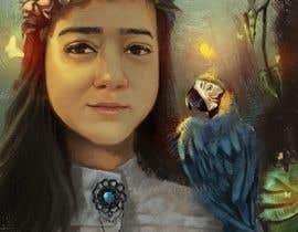 Nro 39 kilpailuun Illustrate a painting of me and my partner käyttäjältä Mukulghalot