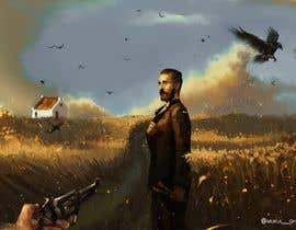 Nro 41 kilpailuun Illustrate a painting of me and my partner käyttäjältä Mukulghalot